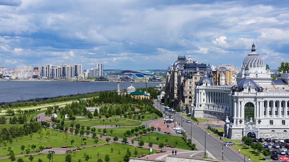 Top 10 der russischen Städte, die Sie besuchen sollten