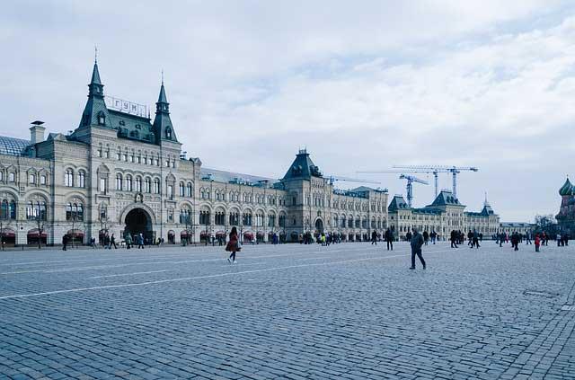 Russland Visa Gum